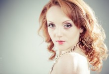 Beauty Shooting mit Ivory Flame